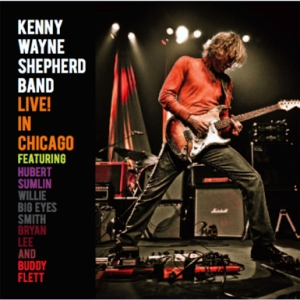 Kenny Wayne Shepherd Band to Release Live Album Live! in Chicago Out September 28th